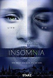 Insomnia Season 1 cover art