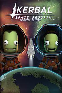 Kerbal Space Program Enhanced Edition cover art