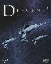 Descent 3 cover art
