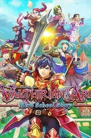 Valthirian Arc: Hero School Story cover art