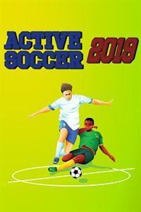 Active Soccer 2019 cover art