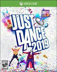 Just Dance 2019 cover art