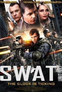 SWAT: Unit 887 cover art