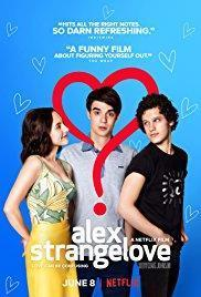 Alex Strangelove cover art