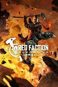 Red Faction: Guerrilla Re-Mars-tered cover art