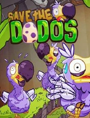 Save the Dodos cover art