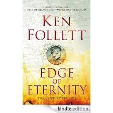 Edge of Eternity (The Century Trilogy) (Ken Follett) cover art