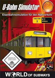 World of Subways 2 – Berlin Line 7 cover art