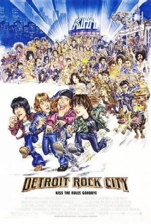 Detroit Rock City cover art