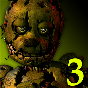 Five Nights at Freddy's 3 cover art