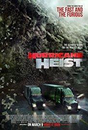 The Hurricane Heist cover art