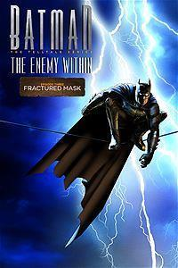 Batman: The Enemy Within - Episode 3: Fractured Mask cover art