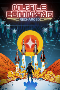 Missile Command: Recharged cover art