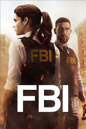 FBI Season 2 cover art
