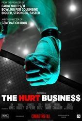 The Hurt Business cover art