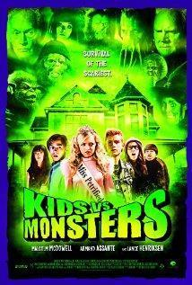 Kids vs Monsters cover art