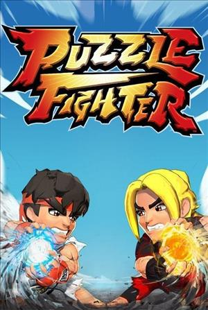 Puzzle Fighter cover art