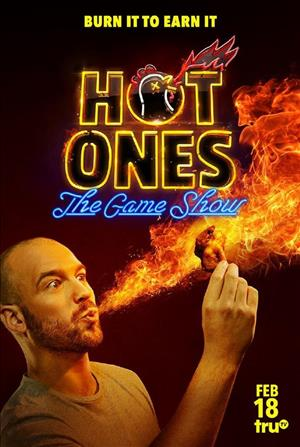 Hot Ones: The Game Show Season 1 cover art