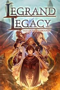 Legrand Legacy: Tale of the Fatebounds cover art