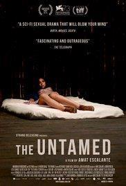 The Untamed cover art