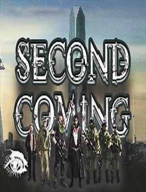 Second Coming cover art