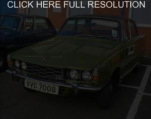 ROVER P6 2000/2200 cover art