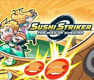 Sushi Striker: The Way of Sushido cover art