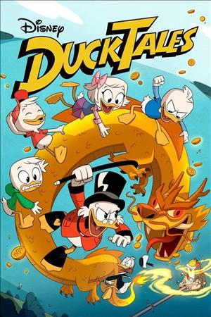 DuckTales Season 3 cover art