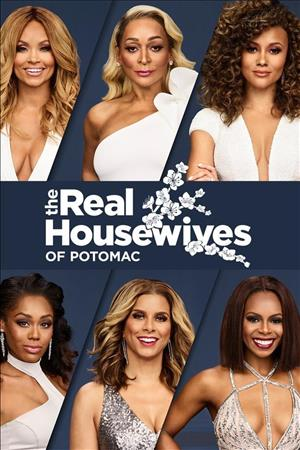 The Real Housewives of Potomac Season 4 cover art