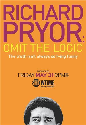 Richard Pryor: Omit the Logic cover art