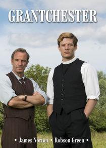 Grantchester Season 3 cover art