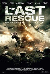 The Last Rescue cover art