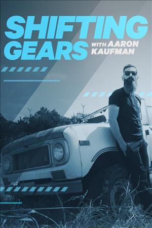 Shifting Gears with Aaron Kaufman Season 2 cover art