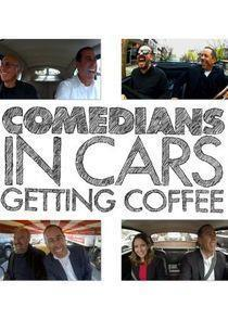 Comedians in Cars Getting Coffee Season 8 cover art