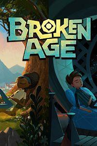 Broken Age cover art