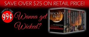Wicked Hot Reads: Ten Paranormal Romances cover art