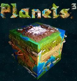 Planets³ cover art
