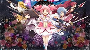 Puella Magi Madoka Magica The Movie: Part 1 and Part 2 - Limited Edition Box Set cover art
