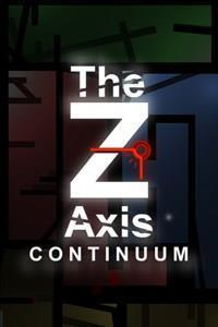 The Z Axis: Continuum cover art