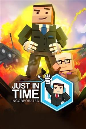 Just In Time Incorporated cover art
