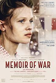 Memoir of War cover art
