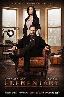Elementary Season 3 cover art