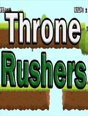 Throne Rushers cover art