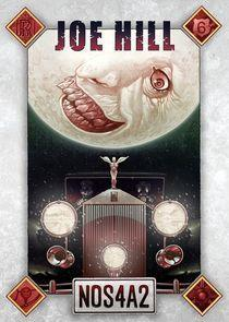 NOS4A2 Season 1 cover art