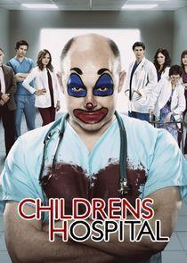 Childrens Hospital Season 7 cover art