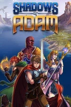 Shadows of Adam cover art