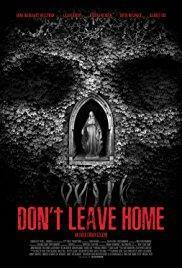 Don't Leave Home cover art