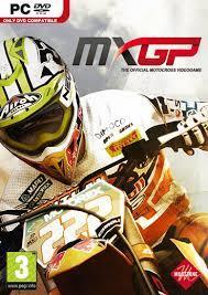 MXGP - The Official Motocross Videogame cover art