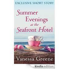 Summer Evenings at the Seafront Hotel (Vanessa Greene) cover art