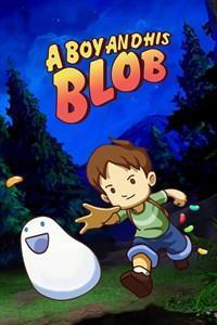 A Boy and His Blob cover art